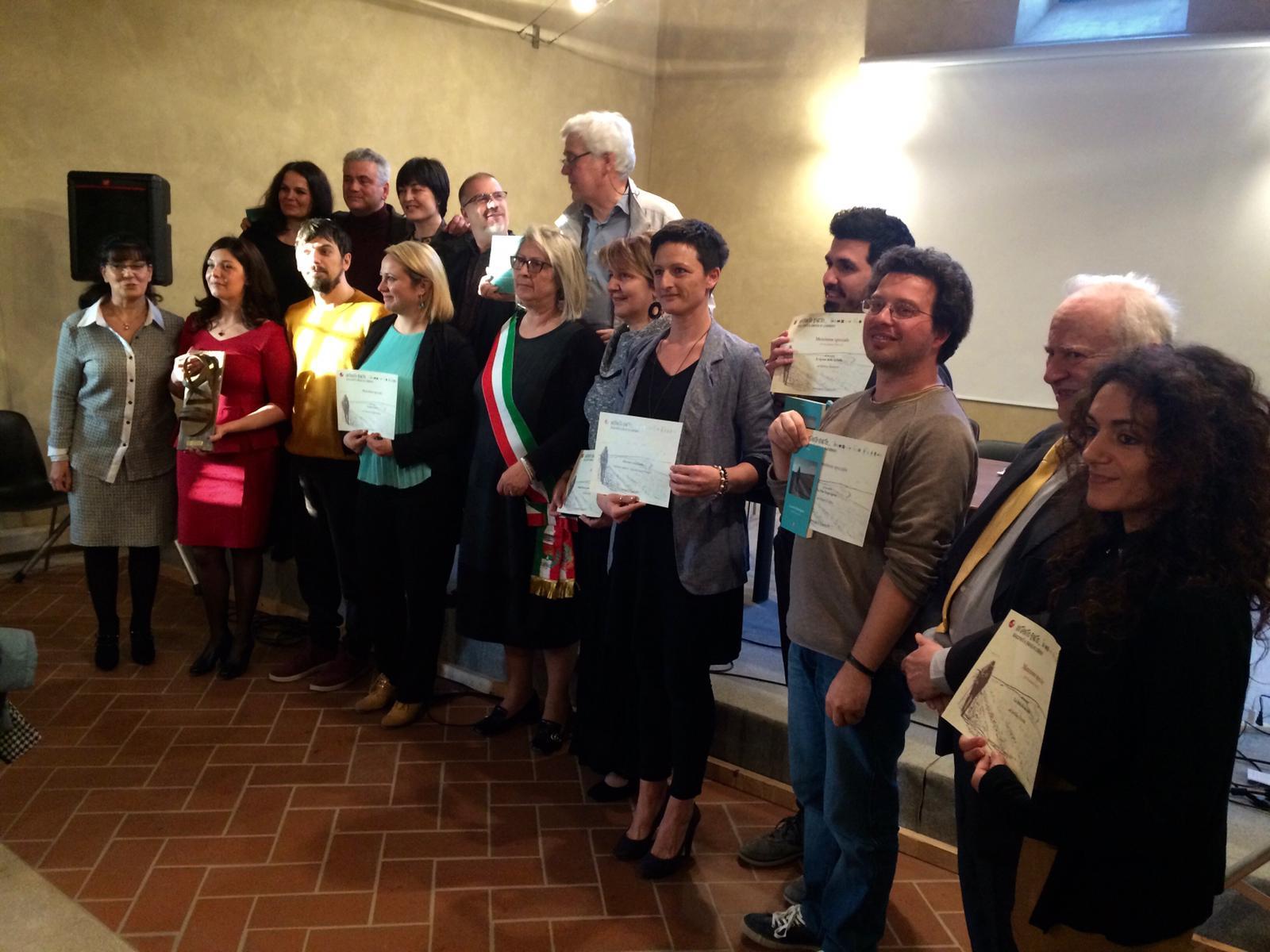 Annunciati i vincitori del Premio Francigena