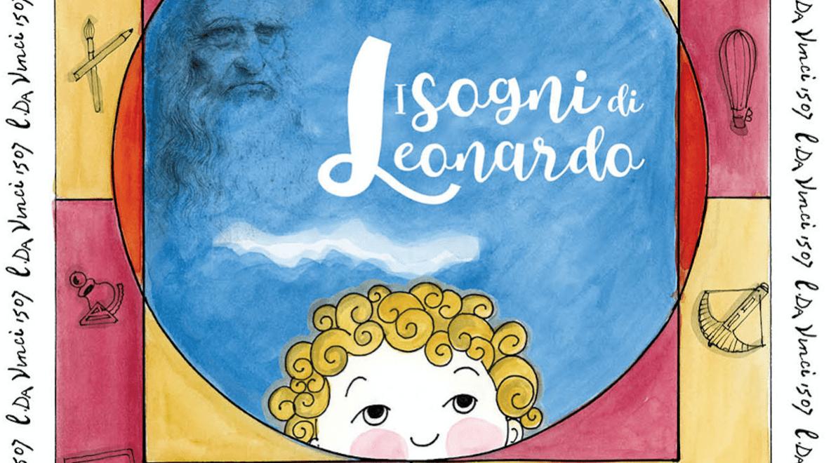 I sogni di Leonardo al Salone del Libro di Torino