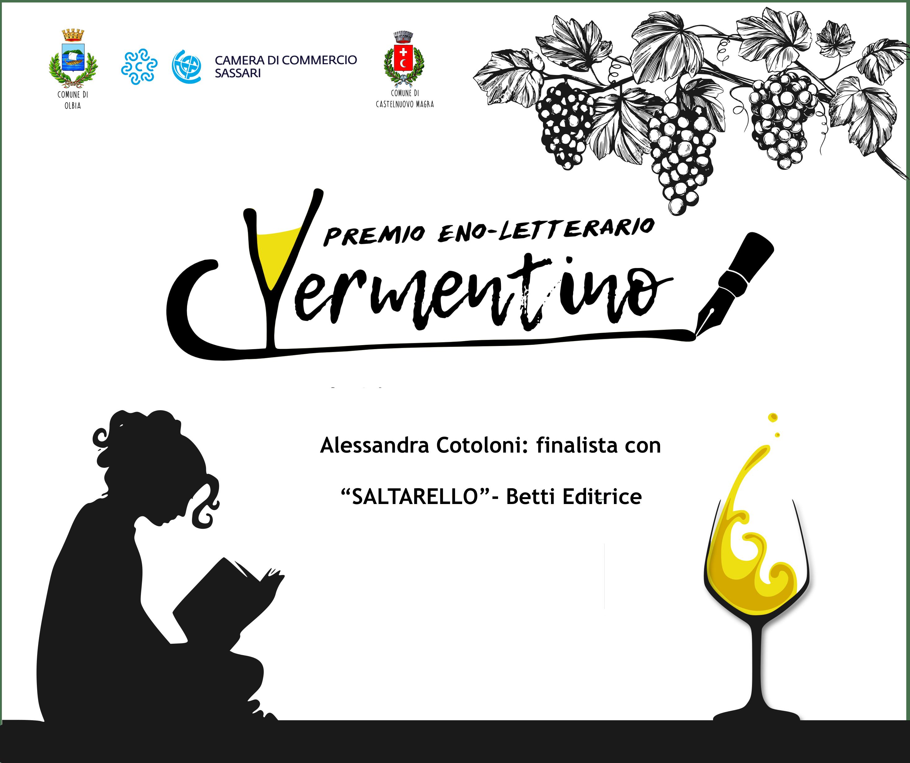 """Premio enoletterario Vermentino – """"Saltarello"""" va in Sardegna"""