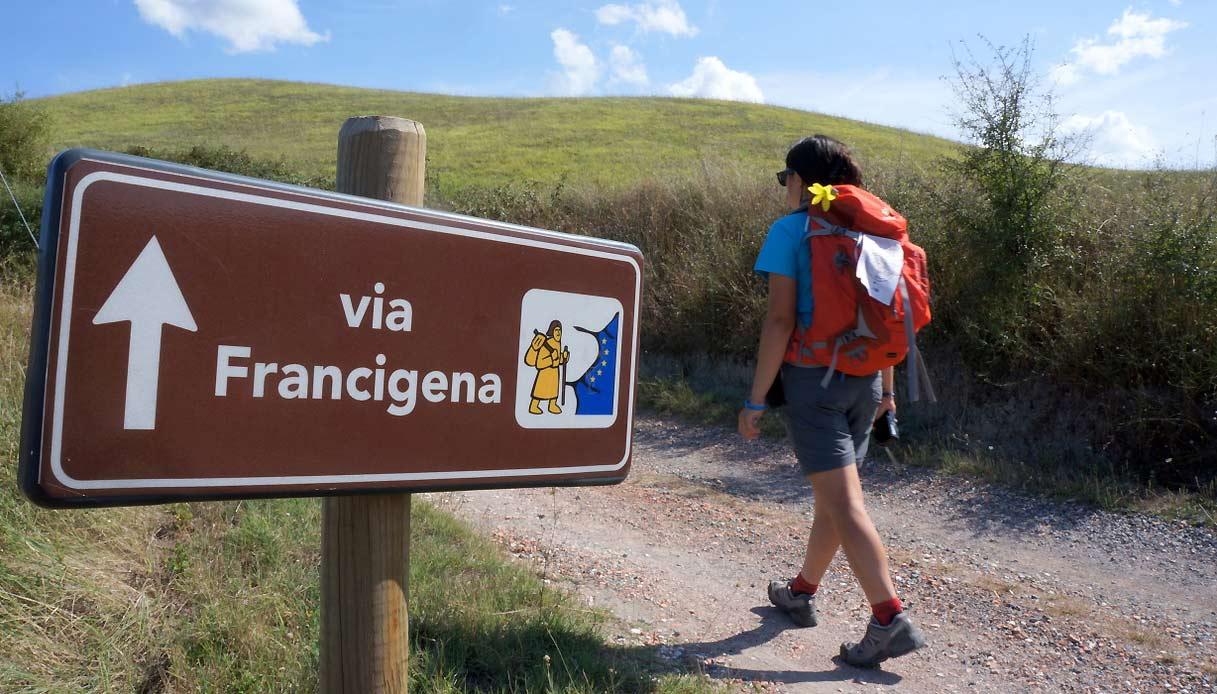 Raccontare la Via Francigena nelle biblioteche di Roma