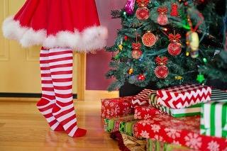 La gioia delle feste natalizie
